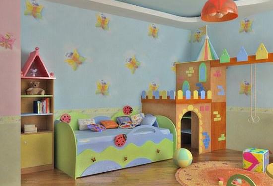 Детские обои по доступным ценам в ...: domdecor74.ru/catalog/detskie-oboi