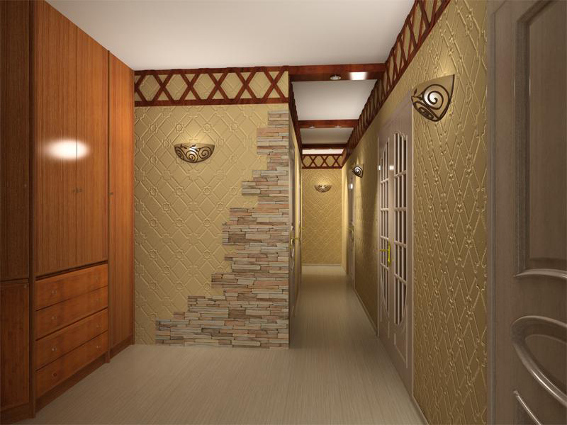 Дизайн коридора хрущевка